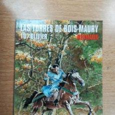 Cómics: LAS TORRES DE BOIS-MAURY #10 OLIVIER (CIMOC EXTRA COLOR #163). Lote 105588459