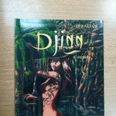 Cómics: DJINN #8 FIEBRES (CIMOC EXTRA COLOR #254). Lote 134036989
