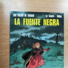 Cómics: LOS VIAJES DE TAKUAN #4 LA FUENTE NEGRA (CIMOC EXTRA COLOR #133). Lote 155862038