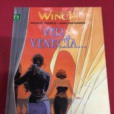 Comics: LARGO WINCH NUMERO 9 MUY BUEN ESTADO REF.E. Lote 105596523
