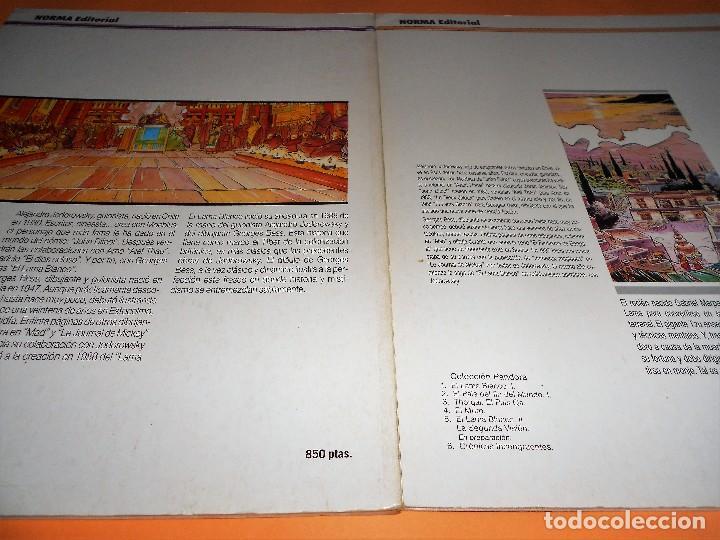 Cómics: EL LAMA BLANCO. COMPLETA. JODOROWSKY & BESS. 6 TOMOS. BUEN ESTADO. - Foto 2 - 105997139