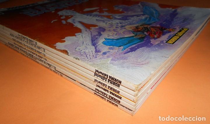 Cómics: EL LAMA BLANCO. COMPLETA. JODOROWSKY & BESS. 6 TOMOS. BUEN ESTADO. - Foto 3 - 105997139