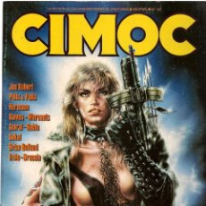 Cómics: CIMOC. Nº 125. NORMA. (P/B4). Lote 105999355
