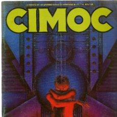 Cómics: CIMOC. Nº 105. NORMA. (P/B4). Lote 105999995