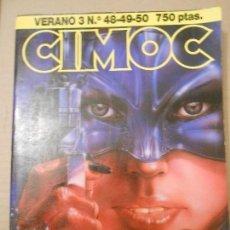 Cómics: CIMOC VERANO 3 ( NºS 48-49-50. Lote 106028971