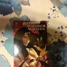 Cómics: BATMAN WONDER WOMAN DIOSES DE GOTHAM	. Lote 106100395
