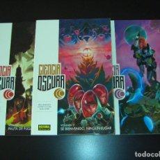 Comics - Ciencia Oscura - Nº 1 a 3 - Rick Remender - Image - 107122119