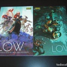 Comics - Low - Rick Remender - Nº 1 y 2 - Norma - Image - 107122939