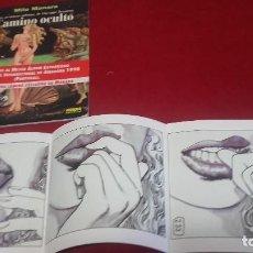 Cómics: CAMINO OCULTO - MILO MANARA 11 - RUSTICA - CONTIENE LÁMINA. Lote 107250683