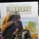 Cómics: BLUEBERRY. FUERA DE LA LEY.. Lote 107256783
