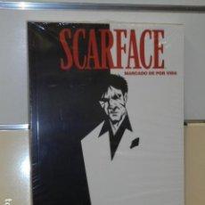 Cómics: PACK SCARFACE 2 TOMOS Y SAM PEZZO NUMS. 1 Y 2 - NORMA OFERTA (ANTES 42,00 €). Lote 144072525