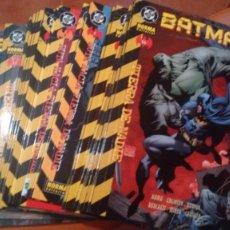 Cómics: BATMAN 1 AL 25 COMPLETA TIERRA DE NADIE. Lote 70918153