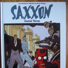 Cómics: LOS ÁLBUMES DE CAIRO Nº 12 - LAS AVENTURAS SIDERALES DE ROCO VARGAS - SAXXON. Lote 107908411
