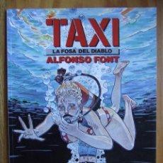 Cómics: CIMOC EXTRA COLOR Nº 78 - TAXI - LA FOSA DEL DIABLO. Lote 107909883