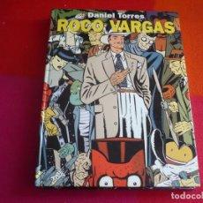 Cómics: ROCO VARGAS INTEGRAL ( DANIEL TORRES ) ¡MUY BUEN ESTADO! NORMA TAPA DURA. Lote 107955559