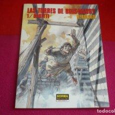 Cómics: LAS TORRES DE BOIS-MAURY 1 BABETTE ( HERMANN ) ¡MUY BUEN ESTADO! EXTRA COLOR 79. Lote 107955851