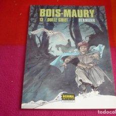 Cómics: LAS TORRES DE BOIS-MAURY 13 DULLE GRIET ( HERMANN ) ¡MUY BUEN ESTADO! EXTRA COLOR 234. Lote 107972587