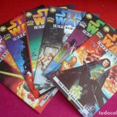 Cómics: STAR WARS IMPERIO OSCURO I 1 AL 6 ( TOM VEITCH CAM KENNEDY ) ¡COMPLETA! ¡MUY BUEN ESTADO! NORMA. Lote 107988751