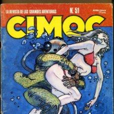 Cómics: CIMOC Nº 51. Lote 190303753