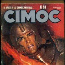 Cómics: CIMOC Nº 53. Lote 108291511