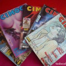 Cómics: CIMOC NºS 136, 137, 138, 139 Y 140 ¡BUEN ESTADO! NORMA CIENCIA FICCION FANTASIA. Lote 108446891