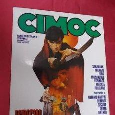 Cómics: CIMOC NÚUMERO EXTRA 4. ESPECIAL AVENTURAS. NORMA EDITORIAL. Lote 108671487