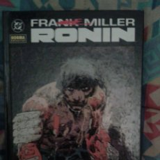 Cómics: RONIN: FRANK MILLER: NORMA. Lote 108678244