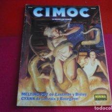 Cómics: CIMOC Nº 150 ¡BUEN ESTADO! NORMA CIENCIA FICCION FANTASIA. Lote 108695799