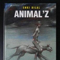 Cómics: ANIMAL 'Z - COLECCIÓN ENKI BILAL #14 - NORMA EDITORIAL - CARTONÉ. Lote 108755015