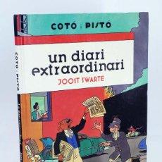 Cómics: COTÓ I PISTÓ: UN DIARI EXTRAORDINARI (JOOST SWARTE) NORMA, 1996. OFRT ANTES 10E. Lote 199193016