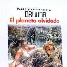 Cómics: DRUUNA 7. EL PLANETA OLVIDADO (PAOLO ELEUTERI SERPIERI) NORMA, 2002. OFRT ANTES 10E. Lote 211433845