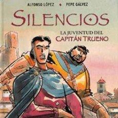 Cómics: LA JUVENTUD DEL CAPITAN TRUENO. EDICIONES B. TAPA DURA. 56 PAGINAS. Lote 151536561