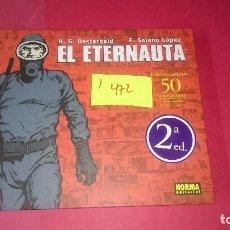 Cómics: EL ETERNAUTA NORMA EDITORIAL I472. Lote 109270431