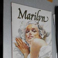 Cómics: MARILYN, SUPER STAR DE LOS 50 / NORMA EDITORIAL 1992. Lote 109335463