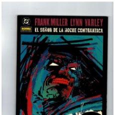 Cómics: BATMAN: EL SEÑOR DE LA NOCHE CONTRAATACA Nº 3 -NORMA 2002-. Lote 109482139