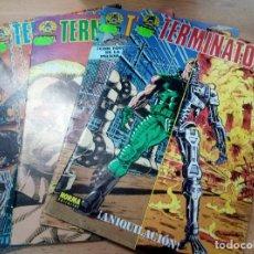 Cómics: TERMINATOR Nº 1 AL 4 COLECCION COMPLETA. Lote 121808114