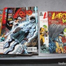 Comics - Lobo volumen 1 de Norma completo 25 Tomos más 2 especiales con The Mask - 109508747