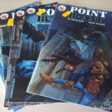 Cómics: COMICS COLECCIÓN COMPLETA POINT BLANK - 5 NÚMEROS. Lote 109511831