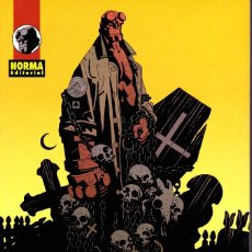 Cómics: HELLBOY. 4 TOMOS. NORMA EDITORIAL. Lote 109581483