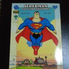 Cómics: SUPERMAN - LAS CUATRO ESTACIONES. Lote 109633455