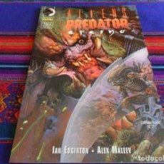 Cómics: ALIENS VERSUS PREDATOR ETERNO Nº 1. NORMA 1999. 750 PTS. PRESTIGIO EN MUY BUEN ESTADO.. Lote 109812851