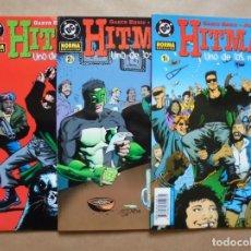 Fumetti: HITMAN - UNO DE LOS NUESTROS 1 A 3 COMPLETA - NORMA - PERFECTO ESTADO. Lote 109835211