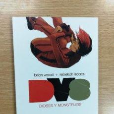 Cómics: DV8 DIOSES Y MONSTRUOS. Lote 109980943
