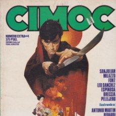 Cómics: CIMOC Nº EXTRA 4: ESPECIAL AVENTURAS. Lote 110033883