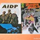 Cómics: AIDP & ZOMBIE WORLD. MIKE MIGNOLA Y OTROS. DOS VOLUMENES IMPECABLES . RUSTICA.. Lote 110310275
