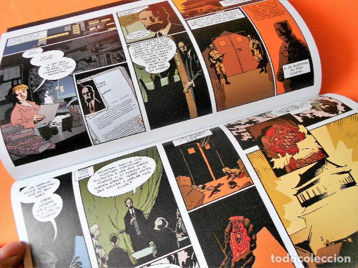 Cómics: AIDP & ZOMBIE WORLD. MIKE MIGNOLA Y OTROS. DOS VOLUMENES IMPECABLES . RUSTICA. - Foto 5 - 110310275