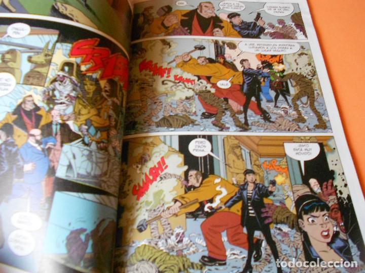 Cómics: AIDP & ZOMBIE WORLD. MIKE MIGNOLA Y OTROS. DOS VOLUMENES IMPECABLES . RUSTICA. - Foto 8 - 110310275
