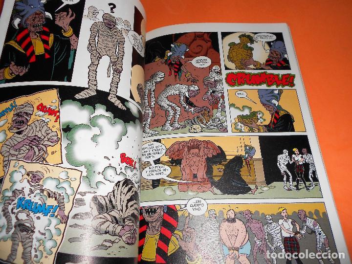 Cómics: AIDP & ZOMBIE WORLD. MIKE MIGNOLA Y OTROS. DOS VOLUMENES IMPECABLES . RUSTICA. - Foto 10 - 110310275