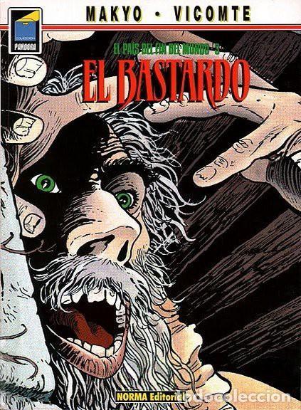 NORMA EDITORIAL. COL. PANDORA 16 EL PAIS DEL FIN DEL MUNDO. 3 EL BASTARDO MAKYO VICOMTE (Tebeos y Comics - Norma - Otros)