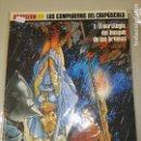 Cómics: LOS COMPAÑEROS DEL CREPÚSCULO1. Lote 110412355